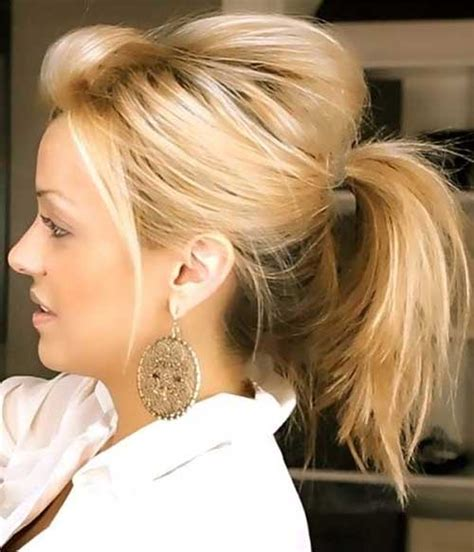 30 Easy And Cute Hairstyles Hairstyles And Haircuts 2016