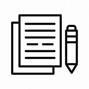 Documentation Vector Icon - Download Free Vectors, Clipart ...