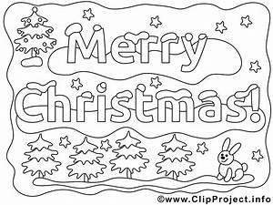Weihnachten Ausmalbild