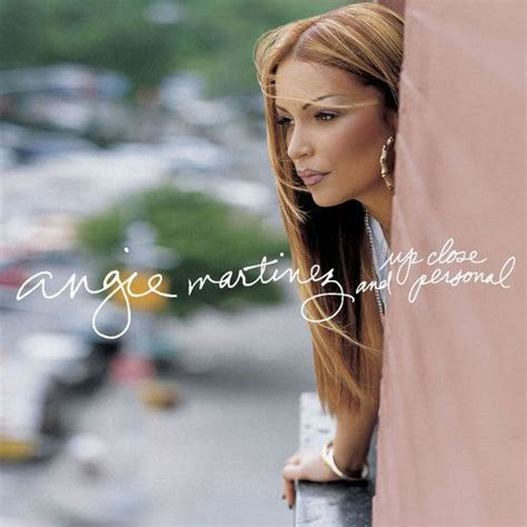 Angie Martinez - Up Close And Personal [Clean Version] (CD ...