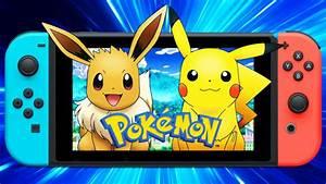 Pokemon Let39s Go Pikachu Eevee Vs Pokemon Yellow