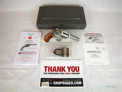 Ruger Bearcat 22lr 3 New Stainless Lipseys 0 For Sale