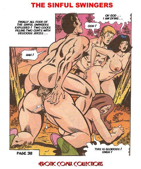 комиксы о пушистых инцестах