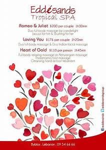 Spa La Valentine : edde sands tropical spa package for valentine 39 s day from ~ Melissatoandfro.com Idées de Décoration