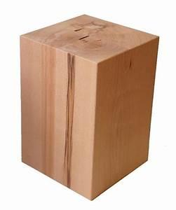 Buche Bretter Gehobelt : sitzblock holz block sitzhocker buche tisch hocker w rfel ma iv 45x30x30 cm kubus gro schwer ~ Buech-reservation.com Haus und Dekorationen