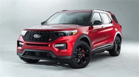 Ford Hybrid 2020 by 2020 Ford Explorer Hybrid Mpg Price Release Date