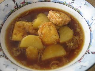 resep masakan id resep masakan semur tahu kentang