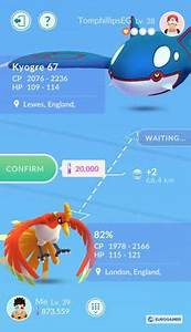Pokémon Go Trading Cost Special Trades And How To Trade