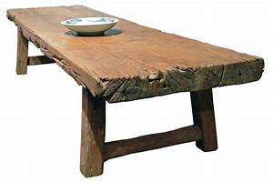 rustic coffee tables With long rustic coffee table