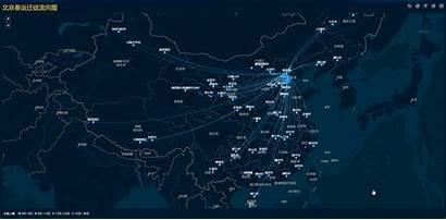 Data Analysis Flow Map Tutorial Visualization Population