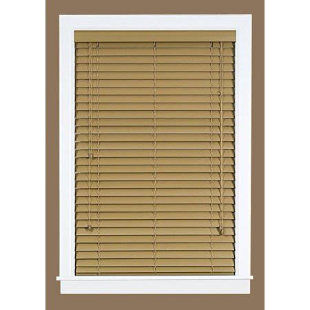 mini blinds walmart mini window blinds 2 quot inch faux wood grain plantation