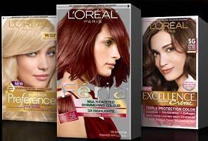 Free Box Of Loreal Haircolor Hunt4freebies