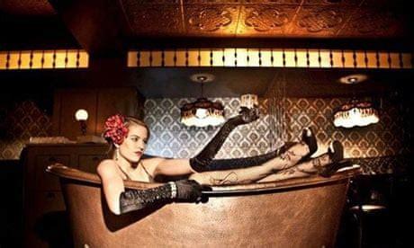 speakeasy style bars   york travel