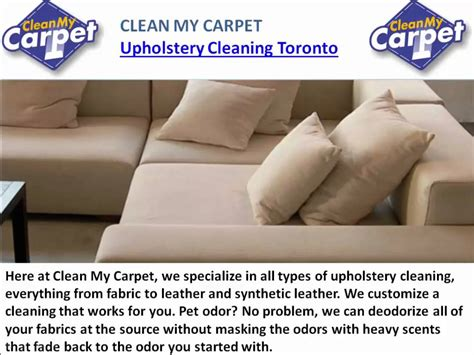 Upholstery Cleaning Toronto by Carpet Cleaning Toronto Upholstery Cleaning Mattress