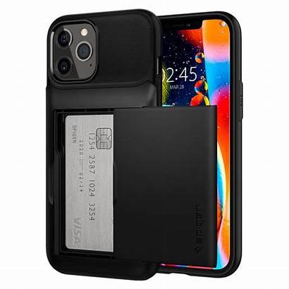 Iphone Spigen Wallet Slim Armor Case Apple