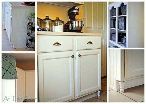 make your own cabinet doors make your own quot frugal quot kitchen cabinet feet