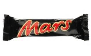 Mars Chocolate Candy Bars