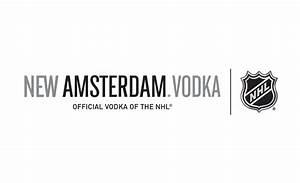 New Amsterdam Vodka  Teams With Nhl
