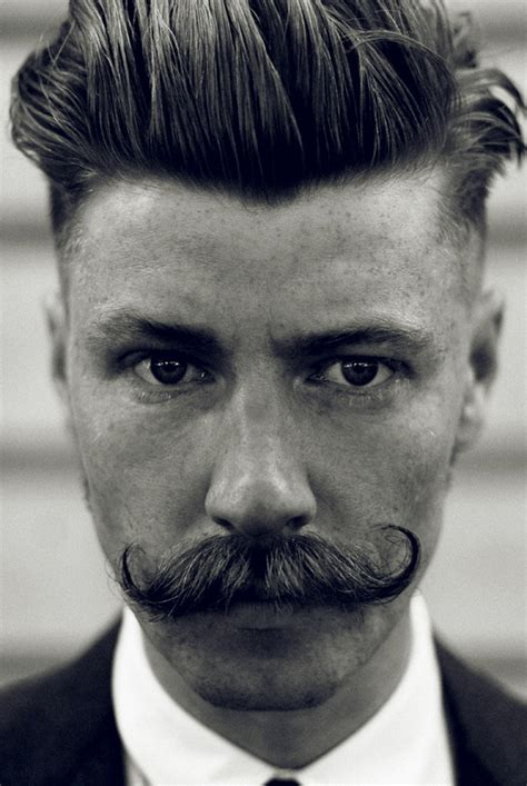 stylish fashion  hairstyles  men