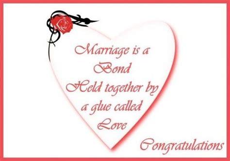 Congratulations For A Wedding