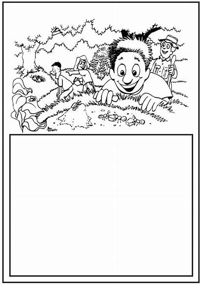 Worksheets Coloring Pages Teacher Printable Teachers Ants