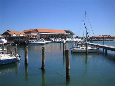 Parking At Fishing Boat Harbour Fremantle by 20091213