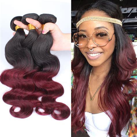 Les cheveux bordeaux en 40 photos splendides et des conseils pour garder leur u00e9clat u2013 OBSiGeN