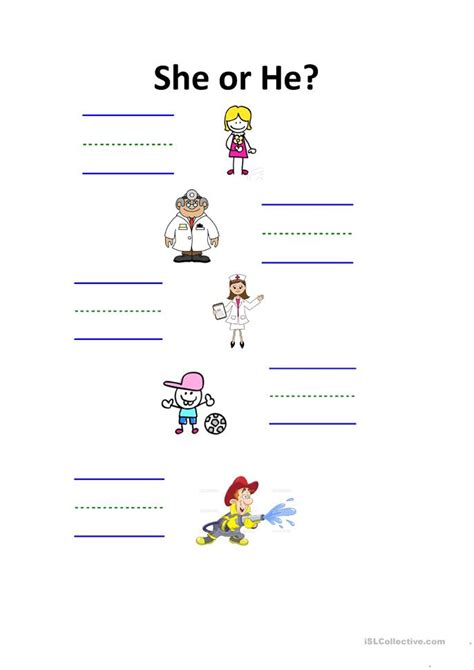 writing worksheet  esl printable
