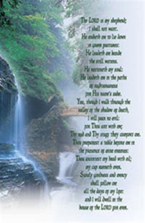 bulletins psalm  kjv  healthy church