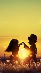 Lovely Love Wallpaper Download