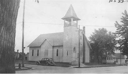 Delaware 1930s Churches Towns
