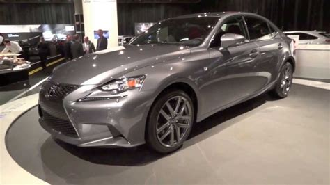 2014 Lexus Is 350 F Sport First Look Lexus Of Edmonton