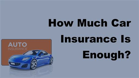 2017 Auto Insurance Tips  How Much Car Insurance Is