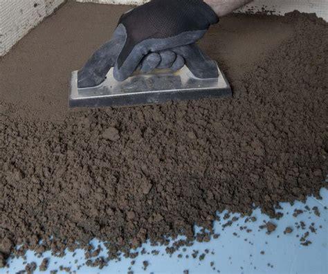 sand mixtopping bedding mix concrete mortar