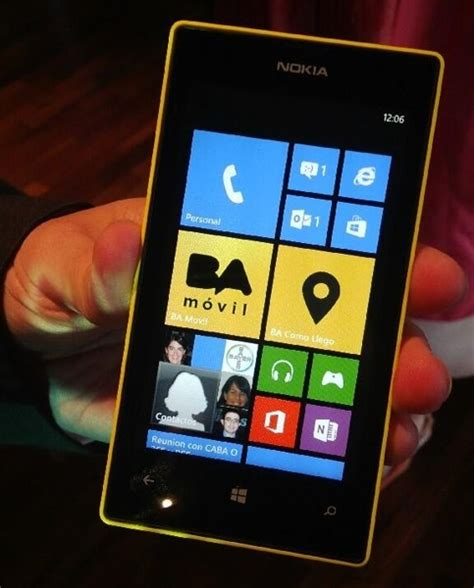 nokia intros special edition lumia 520 with pre loaded government apps in argentina