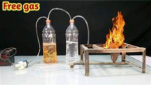 How To Make Free Lpg Gas At Home