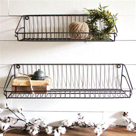 Wire Wall Shelf by 25 Best Ideas About Wire Wall Shelf On
