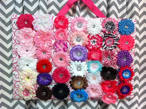 diy bow  headband boards
