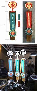 31 best tap handles images on pinterest beer taps beer With beer tap labels