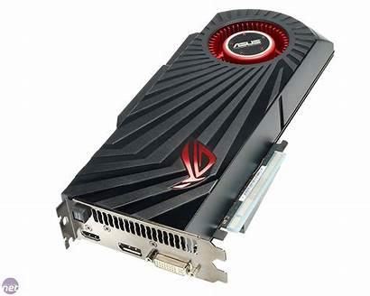 Card Graphics Asus Matrix Radeon Hardware Cards