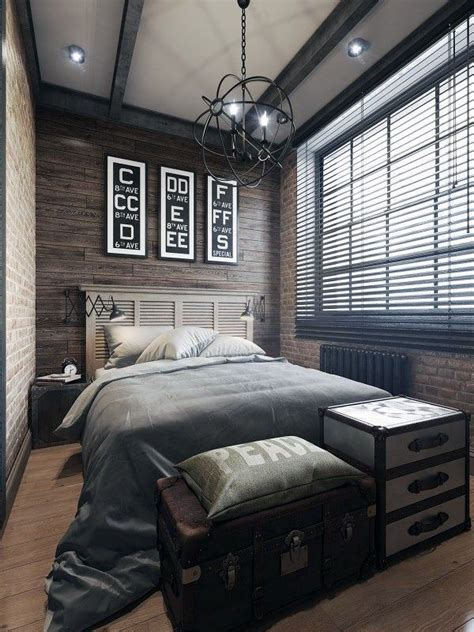 mens bedroom ideas masculine interior design inspiration
