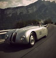 Classic BMW Sports Car