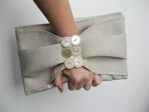 Pochette Tissu Femme : pochette mariage le mariage ~ Teatrodelosmanantiales.com Idées de Décoration