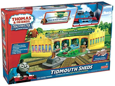 tidmouth sheds trackmaster canada friends trackmaster set tidmouth sheds