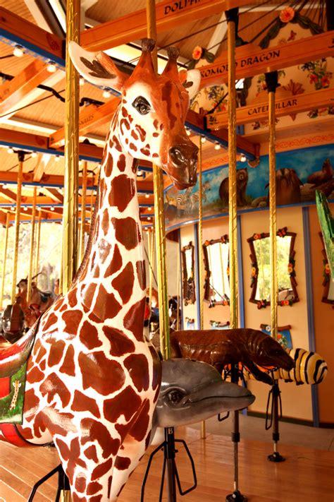 la zoos  carousel spins  hits  kpcc