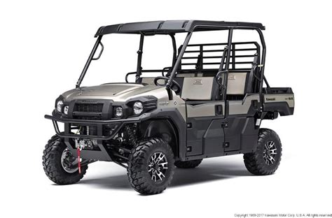 Suzuki Mule by Kawasaki Mule Pro Fxt Ranch Edition Motorcycles For Sale