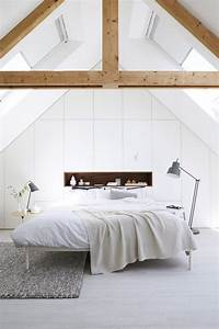 une chambre sous les toits frenchy fancy With chambre sous les toits