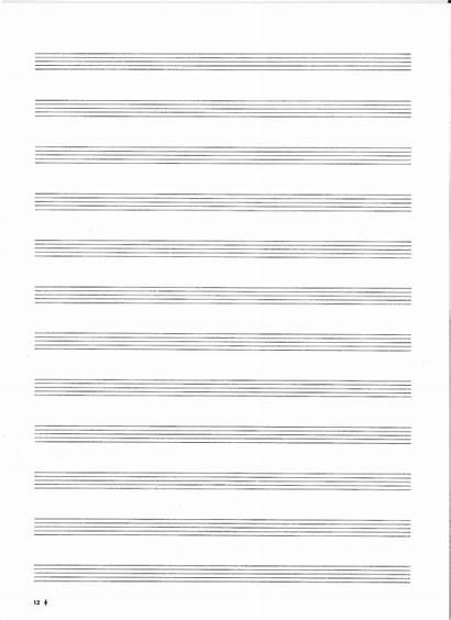 Blank Note Sheets Sheet Printable Worksheet Notes