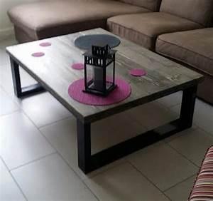 Table Industrielle Ikea : table basse industrielle la redoute mobilier design d coration d 39 int rieur ~ Teatrodelosmanantiales.com Idées de Décoration