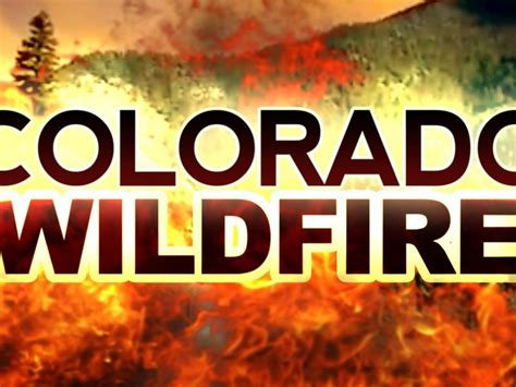 Colorado's largest active wildfire grows into flatter land ...